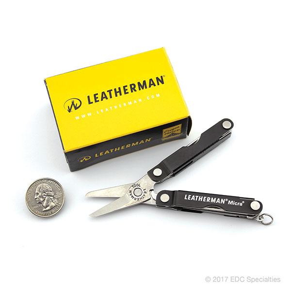 Leatherman MICRA Black Mini-Tool