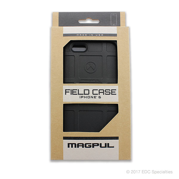 Magpul Industries Field Case Black - iPhone 6/6S