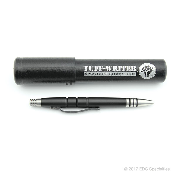Tuff Writer Mini Click Pen Black - EDC Specialties | Every Day Carry  Essentials