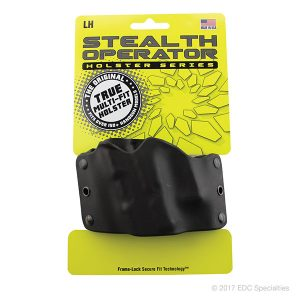 Stealth Operator Compact Holster (LH-OWB)