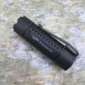 Princeton Tec TEC 1 LED Tactical Flashlight Black