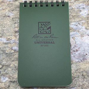 Rite-In-The-Rain Waterproof Note Pad OD Green