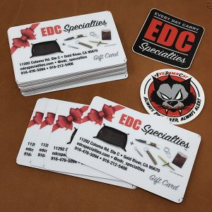 EDC Specialties $100 Reloadable Gift Card