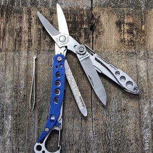 Leatherman STYLE CS Multi-Tool Blue