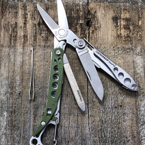 Leatherman STYLE CS Multi-Tool Green