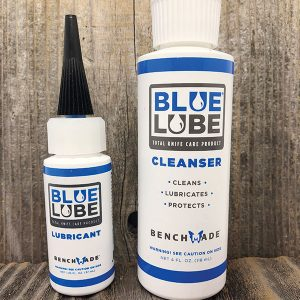 *Benchmade Blue Lube Knife Care Kit